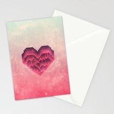 Interstellar Heart IV Stationery Cards