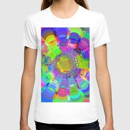 Circle Art 1 T-shirt