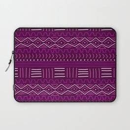 Mudcloth in Pinks Laptop Sleeve