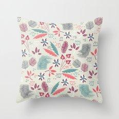 Forest Twilight  Throw Pillow