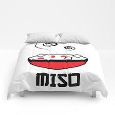 Miso Soup Comforters
