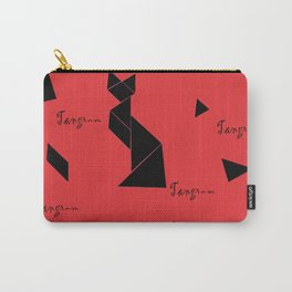 tangram collection Carry-All Pouch