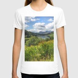 Snowdon View T-shirt