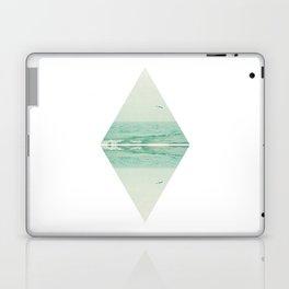 Parallel Waves Laptop & iPad Skin