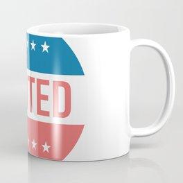 I voted sticker #society6 #decor #buyart #artprint Coffee Mug