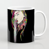 artrave Mugs featuring ARTRAVE LG by Mario Klein