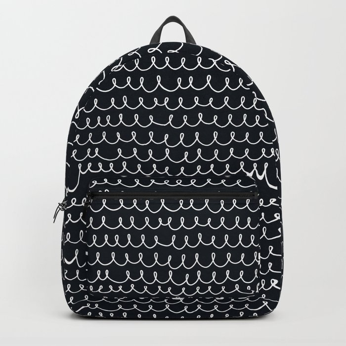Nursery prints and patterns Backpack