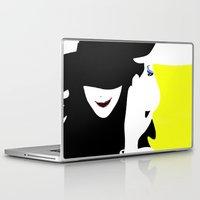 wicked Laptop & iPad Skins featuring Wicked by Laura