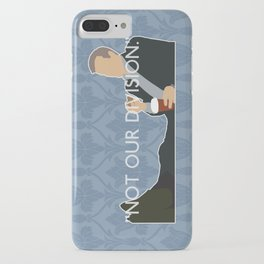 The Reichenbach Fall - Greg Lestrade iPhone Case