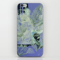 transparent iPhone & iPod Skins featuring transparent flowers by clemm