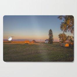 Curious Farmstead, North Dakota 1 Cutting Board