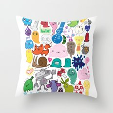 A Very Long Engagement  Throw Pillow