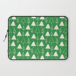 Christmas Tree Green Laptop Sleeve
