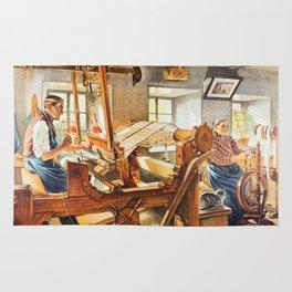 Weavers Rug