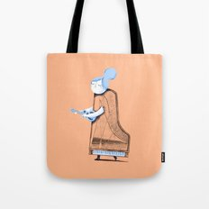 Lady in G Major Tote Bag