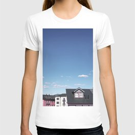 Candy rooftops T-shirt