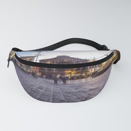 Piazza Duomo in Catania Fanny Pack