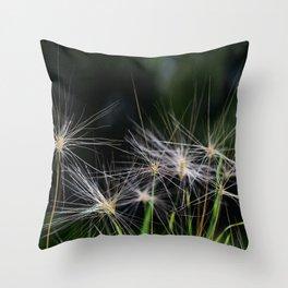 Elegant Nature Throw Pillow