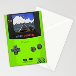 Game Station Stationery Cards