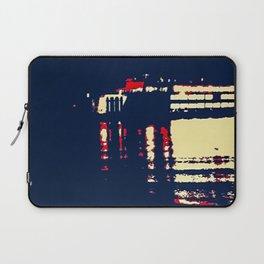 Dark Arrivals - Ferry series I Laptop Sleeve