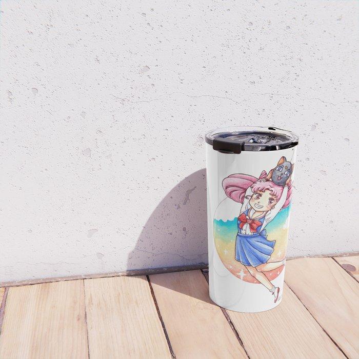 Chibiusa Travel Mug