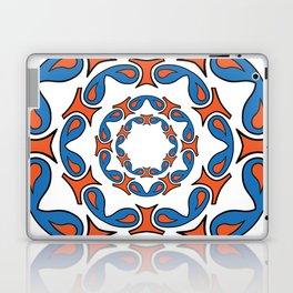 abstract mandala tribal Laptop & iPad Skin