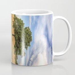 The tree on the farm. Coffee Mug