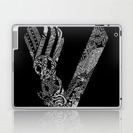 Black Vikings Laptop & iPad Skin