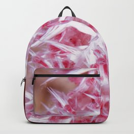 Pink Grasping Coral Backpack
