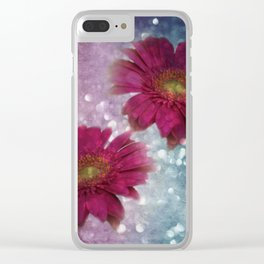 the last summerdays -8- Clear iPhone Case