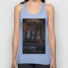 Old Party Tune Unisex Tank Top