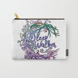 Sleepwalker in the night Carry-All Pouch