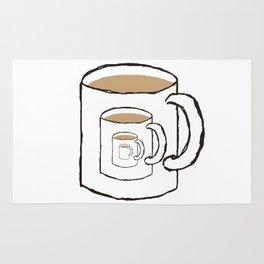 Existential Mug Rug