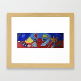 Magical Objects  Framed Art Print