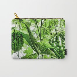 Bitter Melon hang on tree Carry-All Pouch