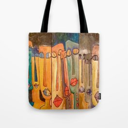 The Headstock Tote Bag