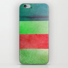 Color Joy IV iPhone & iPod Skin
