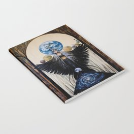 Between the Worlds Notebook