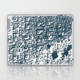 Cuneiform Tablet Laptop & iPad Skin