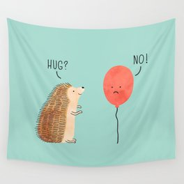 impossible love Wall Tapestry