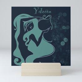 Acquario - Ydzéòn Mini Art Print