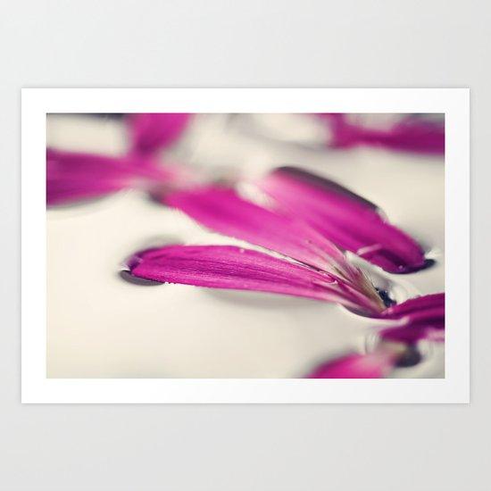 Pretty Petals Art Print