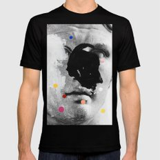 Composition 476 2X-LARGE Black Mens Fitted Tee