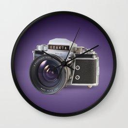 Antique Camera (EXAKTA) Wall Clock