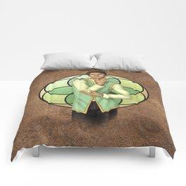 Briar Moss Comforters