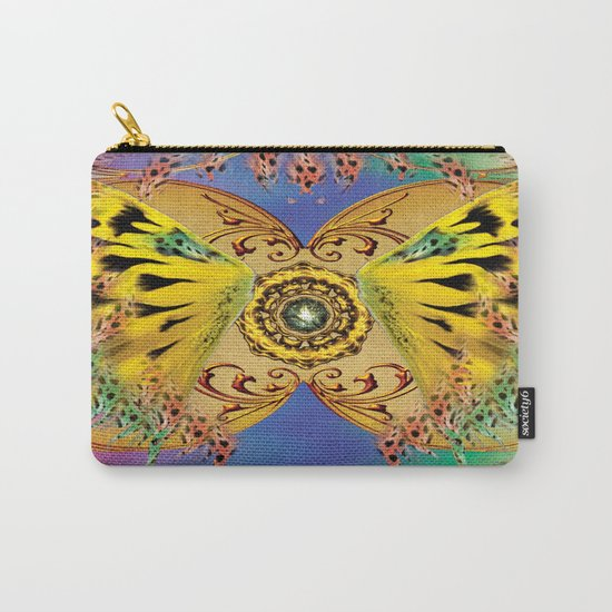 The dance of the butterfly Carry-All Pouch