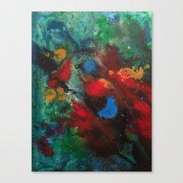 Cosmic Analysis No.1 Canvas Print