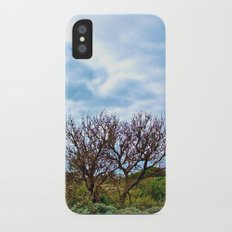 Barely Reaching iPhone X Slim Case