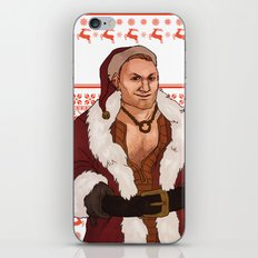 Very Merry Varric iPhone & iPod Skin
