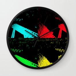 Phosphorescent Dream Wall Clock